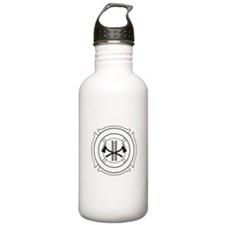 Fire dept logo Water Bottle