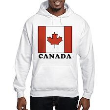 Canada Flag Hoodie Sweatshirt