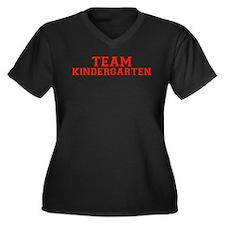 teamkindergarten Plus Size T-Shirt
