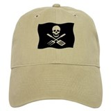 White or Khaki Baseball Cap