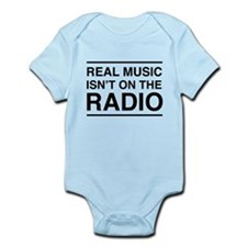 Real Music Isn't on the Radio Body Suit
