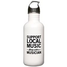 Support Local Music...Sleep with a Musician Water