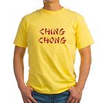Ching Chong Yellow T-Shirt