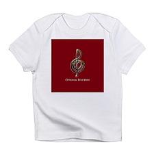 Unique Treble clef Infant T-Shirt