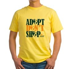 Cool Adopted dogs T