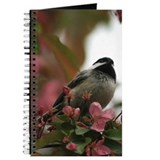 Springtime Chickadee Journal