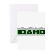Idaho Greeting Cards (Pk of 10)