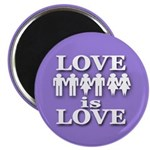 Love is Love Magnet (100 pack)