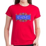 C-O-E Women's Dark T-Shirt