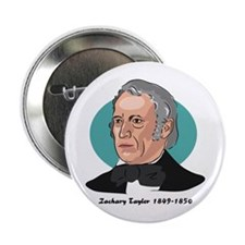 Zachary Taylor Button Badge