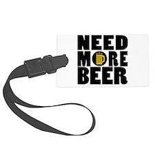 beer5 Luggage Tag