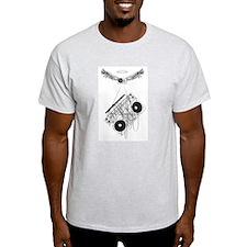 The Heavenly Cassette T-Shirt