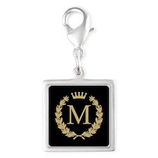 Custom Initial Monogrammed Logo Charms