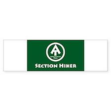 SectionHikerRectangleBumper Sticker Bumper Bumper Sticker