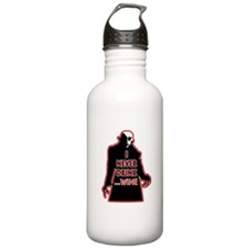 Dracula I Never Drink Water Bottle