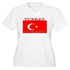 Turkey Turkish Flag T-Shirt