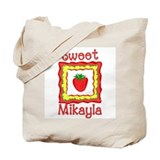 Sweet Mikayla Tote Bag