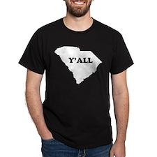 South Carolina Yall T-Shirt