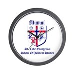 Alumni Wall Clock