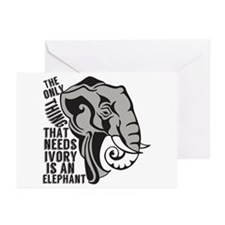 Save Elephants Greeting Cards (Pk of 20)