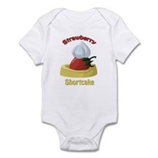 Strawberry Shortcake Infant Bodysuit
