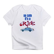 Cool Police baby Infant T-Shirt