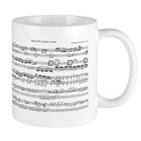 Musical Coffee Mug