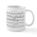 Musical Coffee Mug