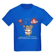 Kids Royal Blue T-Shirt