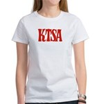 KTSA San Antonio '63 - Women's T-Shirt