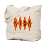 KTSA San Antonio '65 - Tote Bag