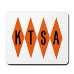 KTSA San Antonio '65 - Mousepad 