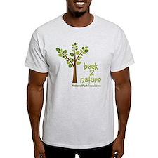 Back 2 Nature T-Shirt
