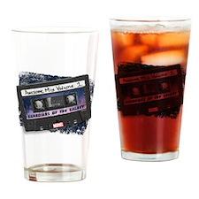 GOTG Mix Tape Drinking Glass