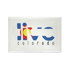 liveColorado_2000 Magnets