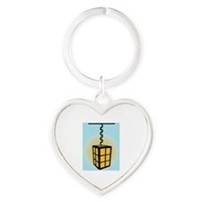 Hanging Lamp Keychains