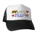 Vegetarian Gift Trucker Hat