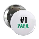 "Number 1 PAPA 2.25"" Button (10 pack)"