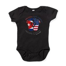 Cuban American Baby Baby Bodysuit