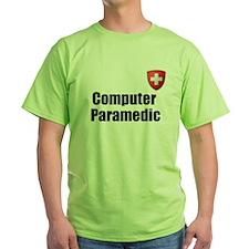Computer Paramedic T-Shirt