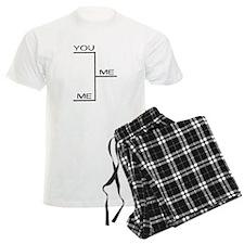 A Winner Is Me Fantasy Sports Bracket Pajamas