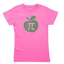 Apple Pie Pi Day Girl's Tee