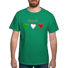 Italy Love Italian style T-Shirt