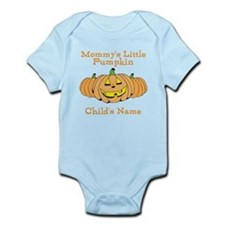 Mommys Little Pumpkin Body Suit