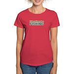I'd Rather be Fishing Fish Women's Dark T-Shirt