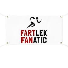 Fartlek Fanatic Banner