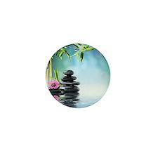 Zen Reflection Mini Button (10 pack)