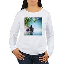 Zen Reflection Long Sleeve T-Shirt