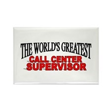 """The World's Greatest Call Center Supervisor"" Rect"