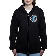 USS OXFORD Women's Zip Hoodie